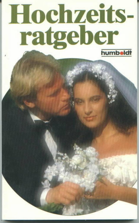 Hochzeitsratgeber 1986